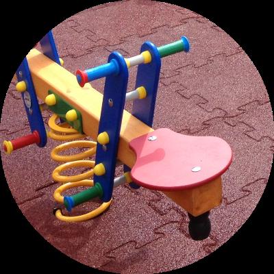Place Zabaw - Bezpieczna Nawierzchnia Segmentowa