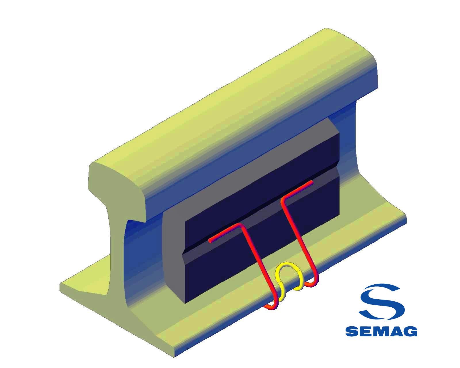 Wkładka przyszynowa Semag 60E1